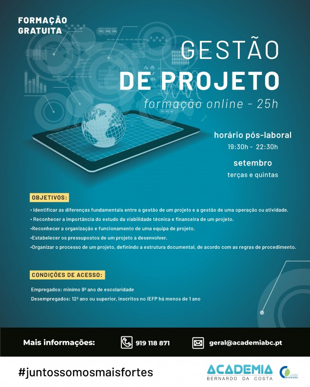 GestaoProjetoOnline